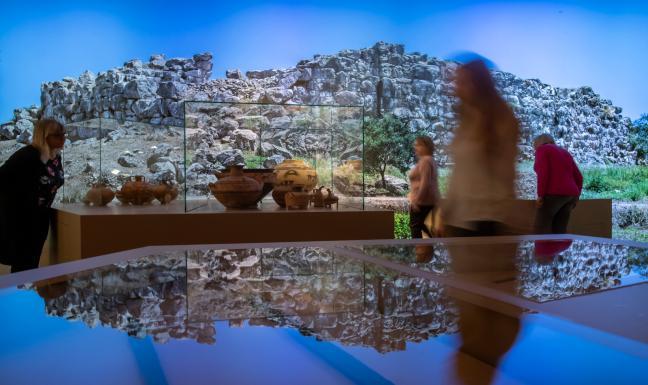 Ausstellung Mykene